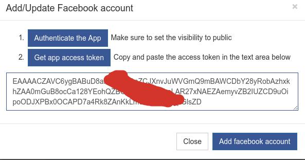 facebook-access-token